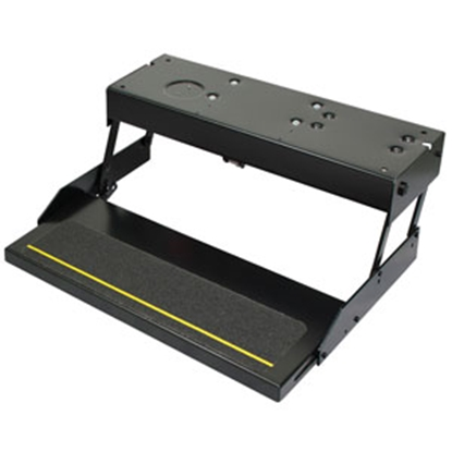 """Picture of Kwikee  23-3/4"""" x 10"""" Single Electric Entry Step 3747451 04-6585"""