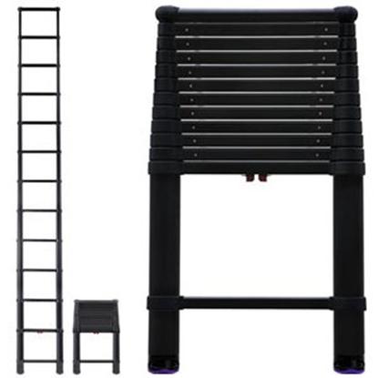 Picture of Telesteps  16' Black Tactical Ladder 1600ET 05-0026