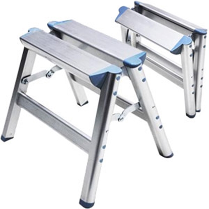 Picture of Telesteps  1 Step Folding Aluminum Ladder 100SS 05-0027