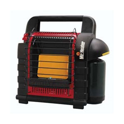 Picture of Mr. Heater Buddy (R) Portable 4000/9000 BTU LP Space Heater F232000 06-0056