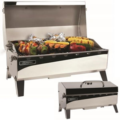 Picture of Camco Olympian  LP Gas Olympian 4500 BBQ Grill 57251 06-0086