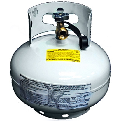 Picture of Manchester Tank  11# DOT Portable LP Tank w/OPD Valve 10393.1 06-0221