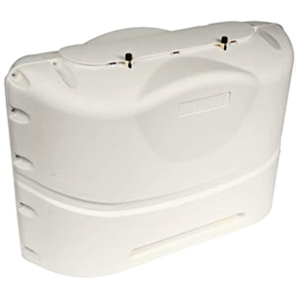 Picture of Camco  Colonial White Propane Tank Cover 40525 06-0301