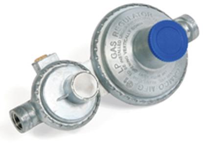 Picture of Camco  Vertical Bulk LP Regulator 59312 06-0380