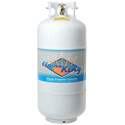 Picture of Flame King  40# DOT Protable LP Tank w/ OPD Valve YSN401 06-0617