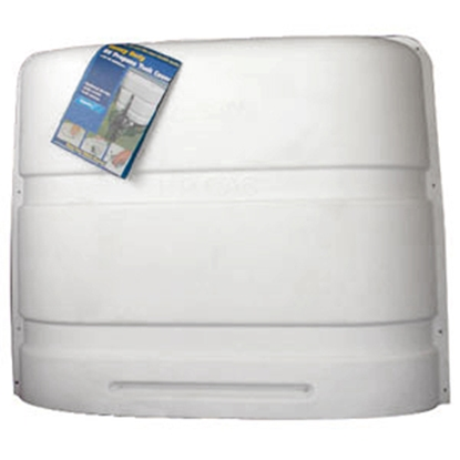 Picture of Camco  Polar White 30 lb LP Tank Cover 40542 06-0631