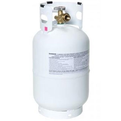 Picture of Flame King  10# DOT Protable LP Tank w/ OPD Valve YSN10LB 06-0645
