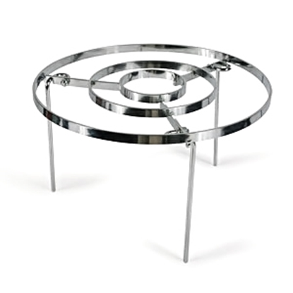 Picture of Camco Little Red Campfire (TM) Little Red Campfire Cooktop Fire Pit Cook Top 58033 06-1132