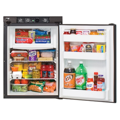 "Picture of Norcold  2.7CF 3-Way 20-1/2""W Refrigerator/ Freezer w/Ice Maker N306.3R 07-0018"