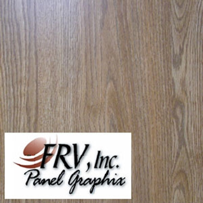 Picture of FRV  HE0601 Woodgrain Refrigerator Door Panel Set HE0601G 07-0122