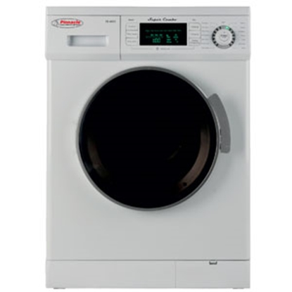 "Picture of Pinnacle  White 24"" 120V Vented Clothes Washer/ Dryer Combo 18-4000W 07-0193"