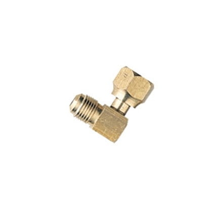 "Picture of Camco  3/8"" Female Flare x 3/8"" Male Flare Brass LP Hose Connector 57633 08-0139"