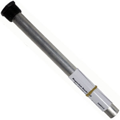 "Picture of Aqua Pro  9-1/2"" Magnesium Water Heater Anode Rod For Suburban/ Morflo w/Drain 69717 09-0013"