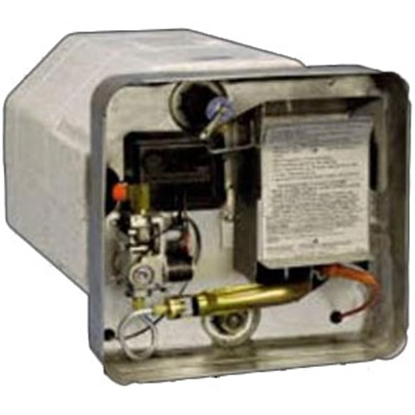 Picture of Suburban  12 Gal SW16D 12000 BTU Gas DSI Water Heater 5101A 09-0134