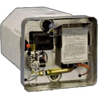Picture of Suburban  6 Gal SW6DEM 12000 BTU Gas-Electric DSI Water Heater 5094A 09-0138