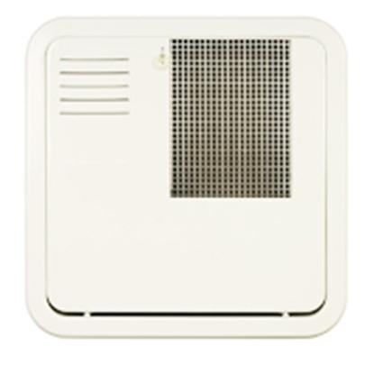 Picture of Suburban  Polar White Flush Mount SW 10 Gallon Water Heater 6259APW 09-0145