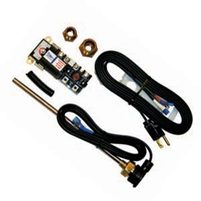 Picture of Diamond Group Water Heater Probe 400W 4A Screw Mount Water Heater Element For 6 Gal Heater HR6 09-0197