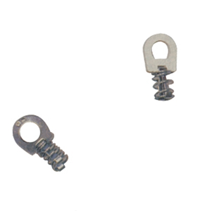 Picture of Camco  2-Pack Spring Loaded Thumb Screw Access Door Latch 09213 09-0271