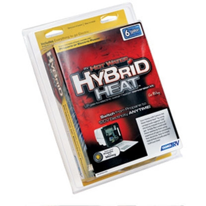 Picture of Camco Hybrid Heat (TM) 6 Gallon Hybrid Heat Water Heater 11673 09-0575