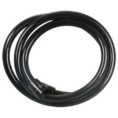 Picture of JR Products  Black Replacement Shower Hose QQ-SHHO-B-A 10-0038
