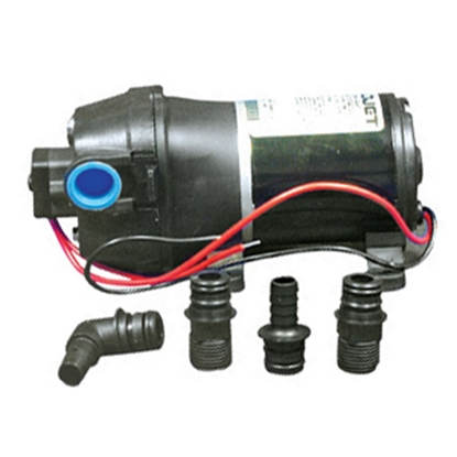 Picture of Flojet  12V 3.2 GPM 35 PSI Fresh Water Pump 04406143A 10-0110