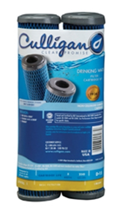 Picture of Culligan  Carbon Filter Fresh Water Filter Cartridge For RVF-10/US-550/US-600/RO-3500 D-15 10-0386