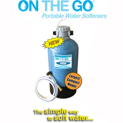 Picture of On The Go  Portable Double Standard Single Tank Water Softener OTG3NTP1DSOFT 10-0432