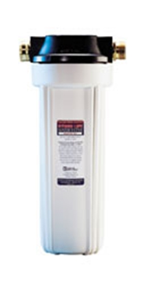 Picture of Camco / Hydro Life Hydro Life (R) In-Line Canister KDF & Carbon Fresh Water Filter 52141 10-0436
