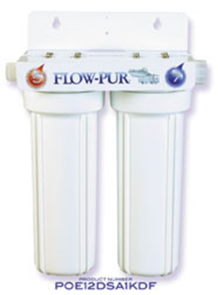 Picture of FlowPur  #5 & 7 KDF Sediment Fresh Water Filter POE12DSA1KDF 10-0534