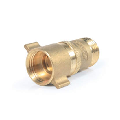 Picture of Camco  Box-6 Brass 40-50 PSI Fresh Water Pressure Regulator 40055 10-0603
