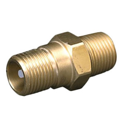 "Picture of Aqua Pro  Backflow Preventer, 1/2"" M x M, Cd/1, LF 20818 10-0702"