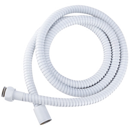 "Picture of Dura Faucet  60"" Stainless Steel RV Shower Hose DF-SA200-WT 10-1270"