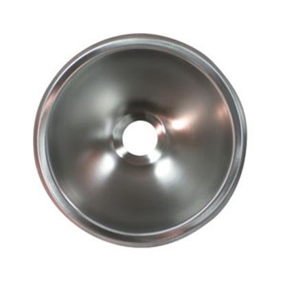 """Picture of Lasalle Bristol  13"""" Round Stainless Steel Sink 13M131 10-1353"""