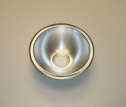 "Picture of Heng's  10"" Round Stainless Steel Sink SSRD-10-22 10-1363"