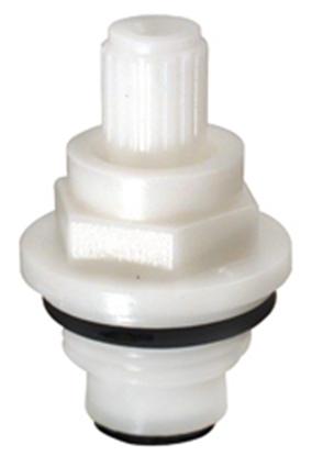 Picture of Phoenix Faucets  Plastic H&C Faucet Stem & Bonnet for Phoenix PF287019 10-1371