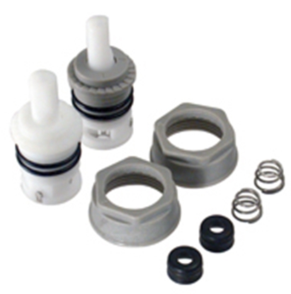 Picture of Phoenix Faucets  Plastic 1/4 Turn L&R Faucet Stem & Bonnet for Catalina PF287033 10-1546