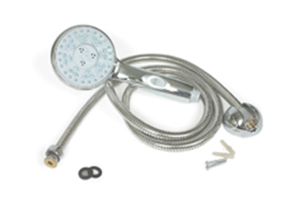 Picture of Camco  Chrome Shower Head Kit 43713 10-1661