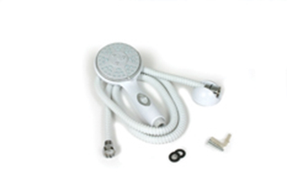 Picture of Camco  White Shower Head Kit 43714 10-1664