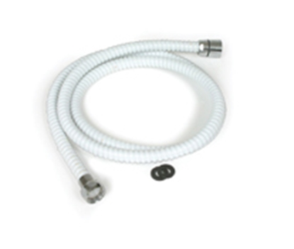 "Picture of Camco  White 60""  Shower Flex Hose 43717 10-1665"