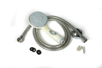 Picture of Camco  Off White Shower Head Kit 43715 10-1667