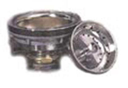 "Picture of Howard Berger AquaPlumb (R) 2-1/2"" Stainless Steel Sink Strainer w/ Basket 603810 10-1703"
