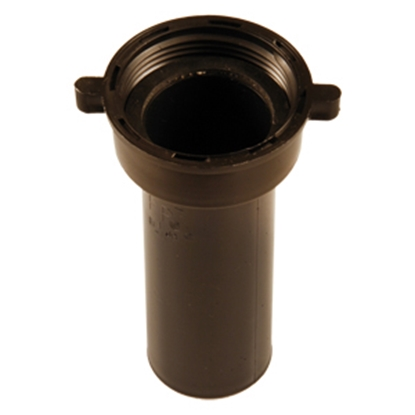 "Picture of JR Products  1-1/2"" PVC Sink Drain w/Strainer Connection 95305 10-1765"
