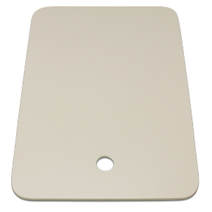 Picture of Better Bath Better Bath Small Parchment ABS Sink Cover For Better Bath Sink # 209404 306194 10-5712