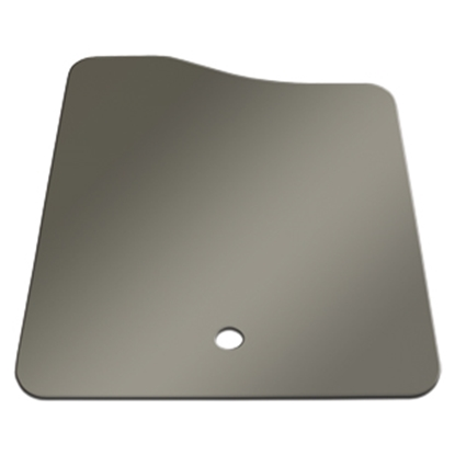 Picture of Better Bath Better Bath Large Stainless ABS Sink Cover For Better Bath Sink # 209586 307014 10-5713