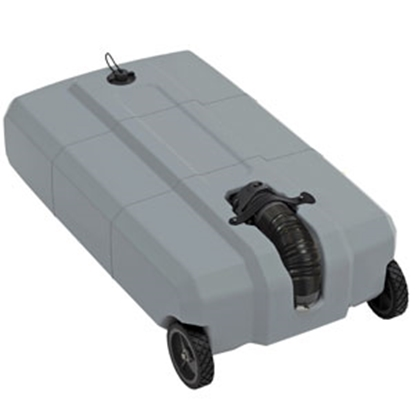 Picture of Thetford SMARTTOTE (TM) 18 Gal 2-Wheel Portable Waste Holding Tank 40501 11-0069