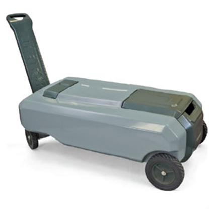 Picture of Thetford SMARTTOTE (TM) 27 Gal 4-Wheel Portable Waste Holding Tank w/ Tow Handle 40518 11-0074
