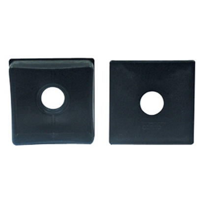 Picture of Camco Bumper End Cap RV Rubber Bumper Plug, 2/pk 40303 11-0181