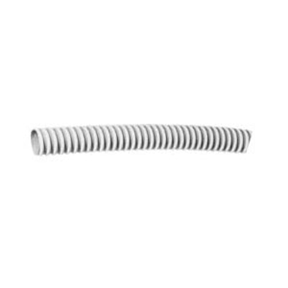 """Picture of Smooth-Bor  3/4"""" D x 10' L White Polyethylene Drain Hose 90 11-0192"""