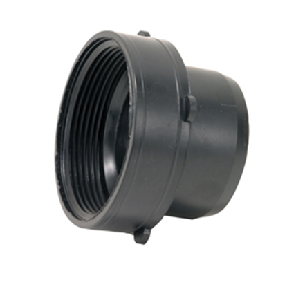 "Picture of Valterra  Black 3"" Sewer Hose Connector F02-2004 11-0251"