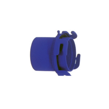 Picture of Prest-o-Fit Blue Line (R) Blue Bayonet Sewer Hose Connector 1-0004 11-0276